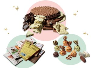 ユーロチョコレートやイートインも!松屋銀座でバレンタインを楽しみつくそう
