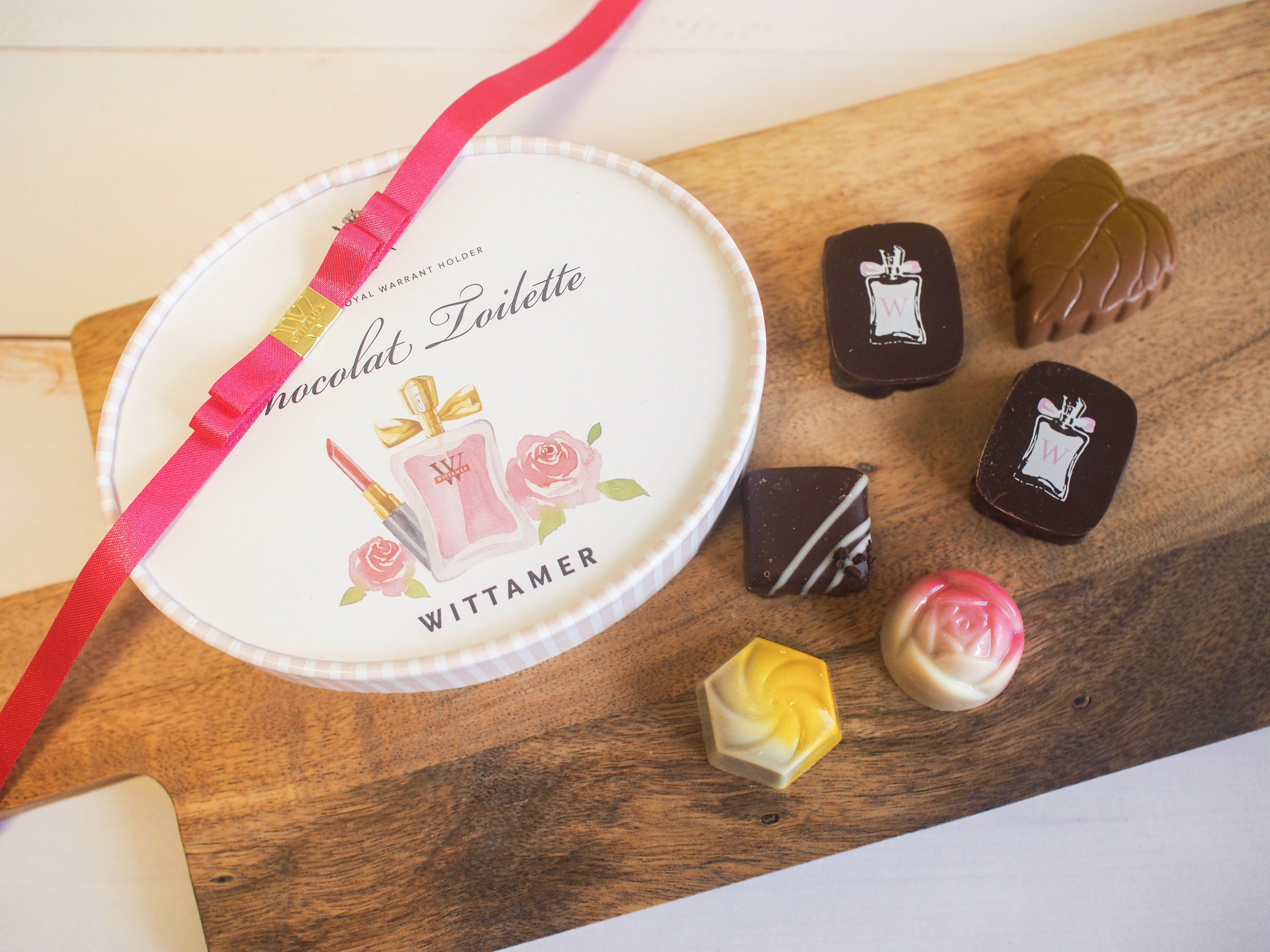 まるで宝石箱!!大切な人に贈りたいヴィタメールの「ショコラ・トワレ」