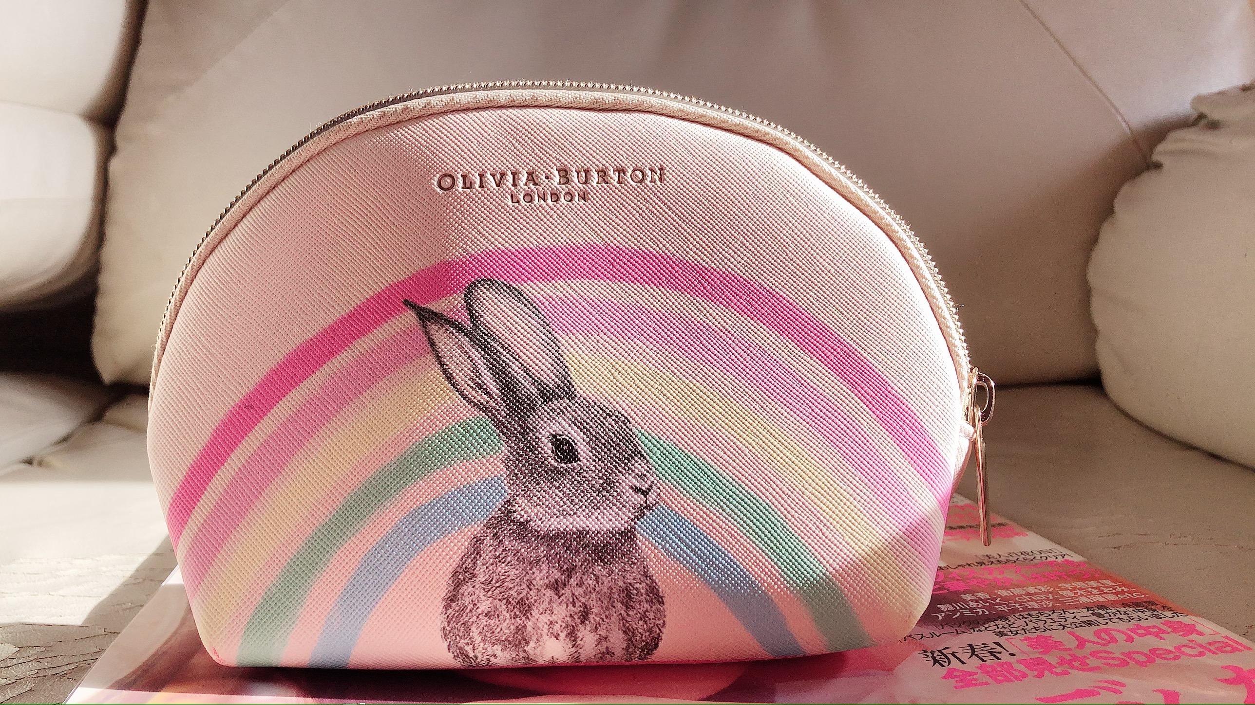 付録にオリビアバートン!ウサギ好き必見!