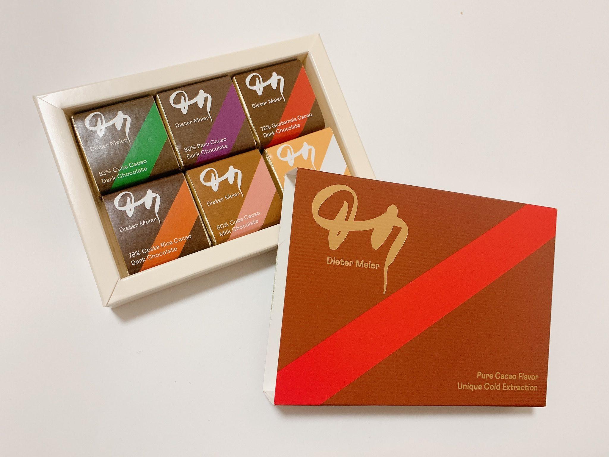 バレンタイン特集!日本初上陸のスイス発のチョコレートとは?