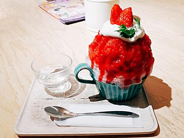 【奈良】かき氷の名店!!冬でも並んで食べたい「ほうせき箱」のかき氷