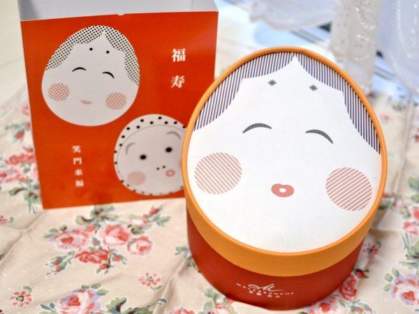 人気物レポ!京都マールブランシュ福寿箱・お多福と限定ラングドシャ茶の菓