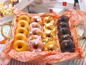 クリスピー・クリーム・ドーナツからお菓子箱のようなドーナツが新登場!