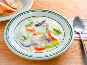 春夏秋冬スープごはん