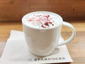 2/15発売!スタバの「さくら ミルク ラテ」はコーヒーが飲めなくても楽しめる♡和風で超かわいいラテを飲んできた!
