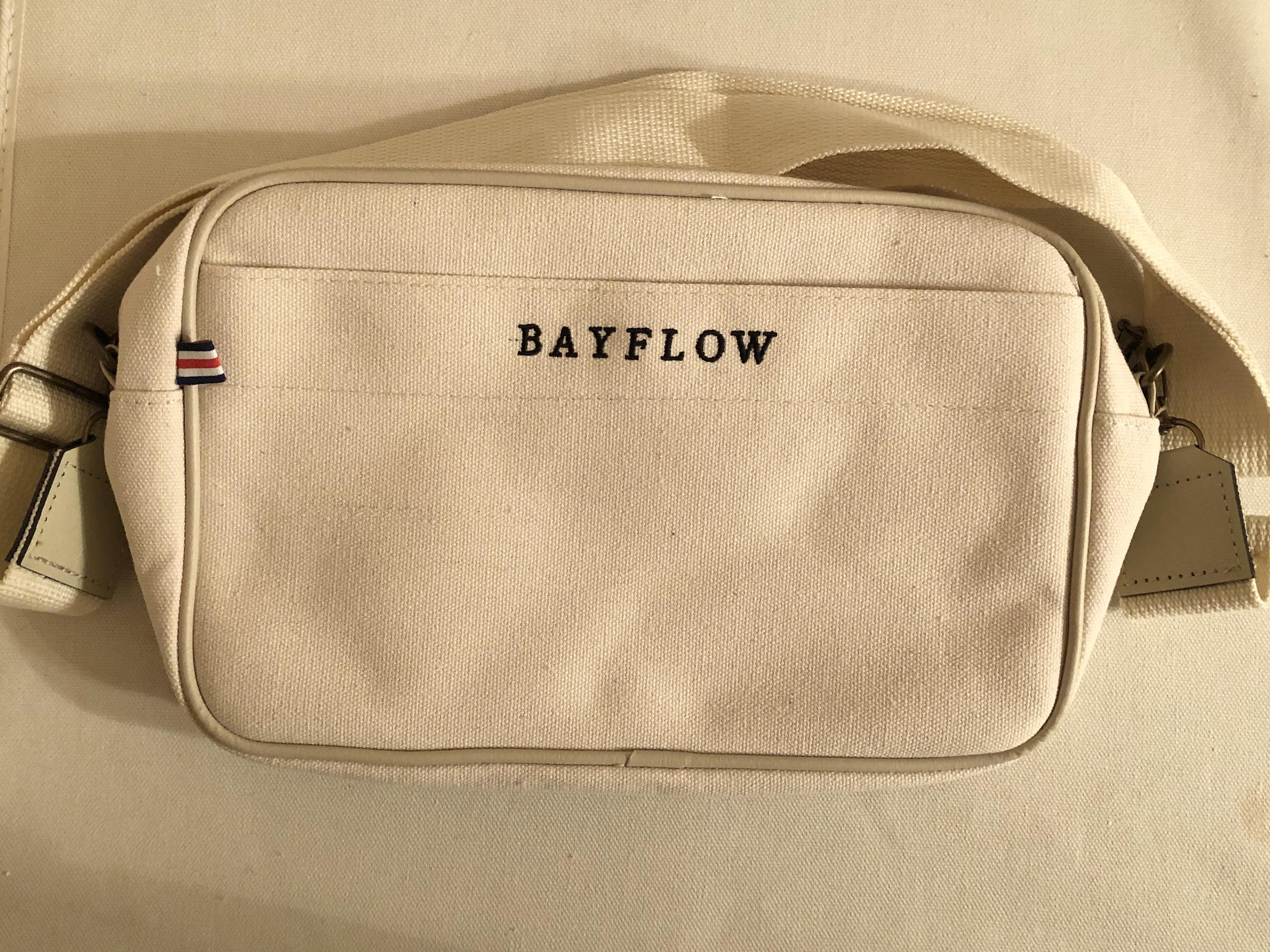 BAYFLOW ローソン HMV限定バックが最高に使える!!