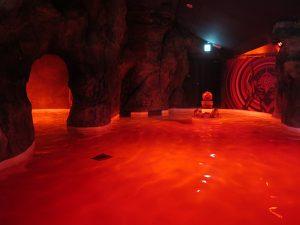 箱根のエヴァ化は6月まで!「ユネッサン」で世界観と温泉に浸る