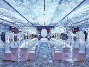 幻想的なアートイベント「純白の森ナイトミュージアム」